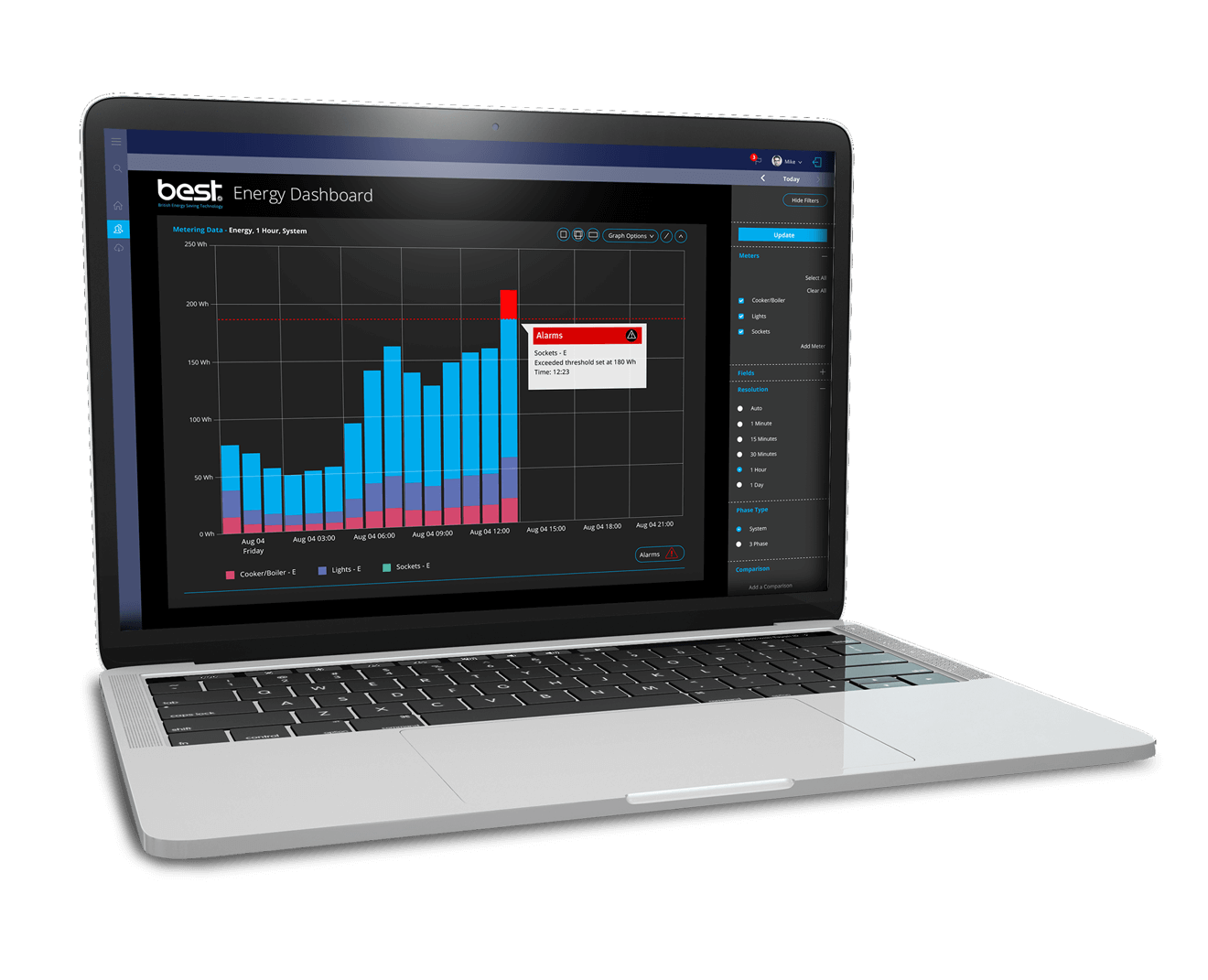laptop energy management in the UAE